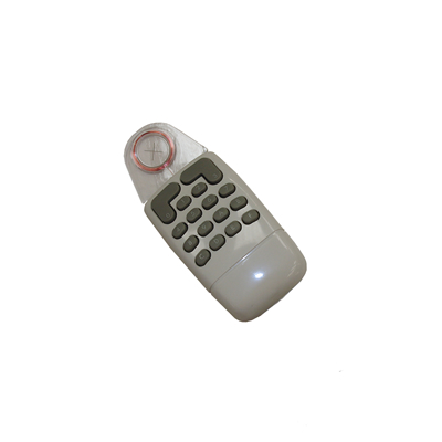 16 Button Cordless Cursor - Inline Layout