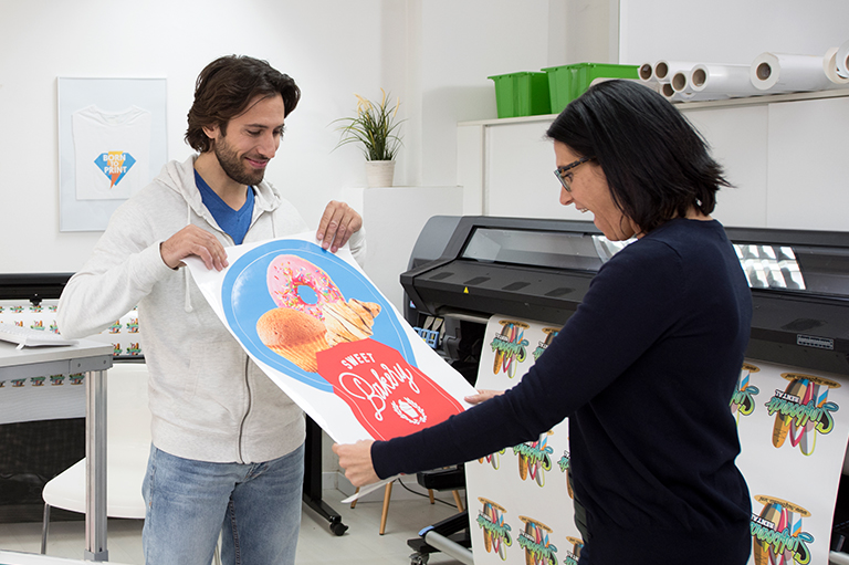 HP introduces new entry level Latex solutions for wide format signage production