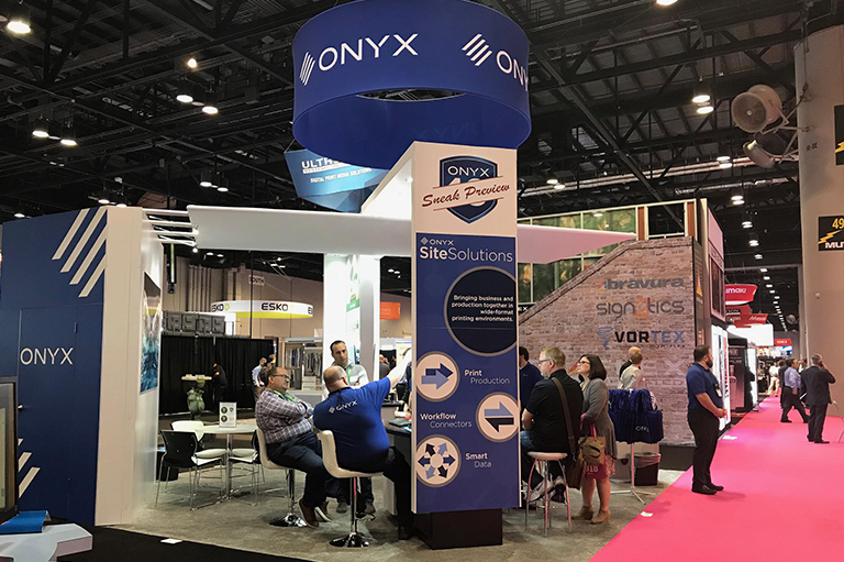 Onyx Graphics to unveil next major release at FESPA Digital
