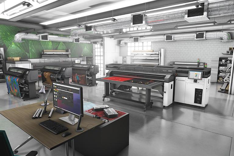 HP debuts breakthrough Latex printer at FESPA