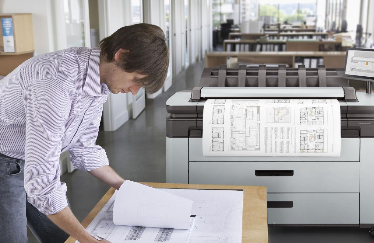 HP reinvents print experiences for CAD, AEC and Engineering Professionals
