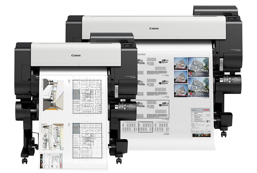 ImagePROGRAF TX Series Printers