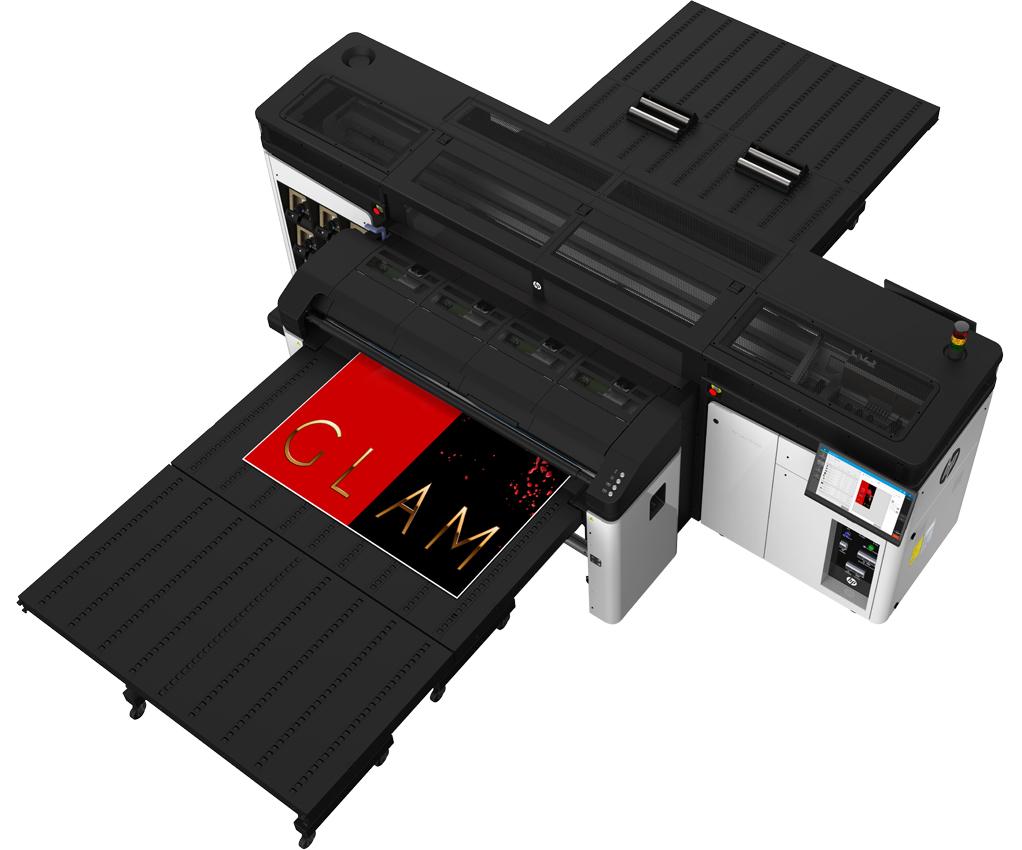 HP Latex R1000 Series Printer