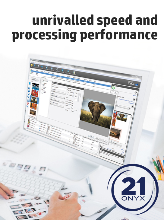 unrivalled speed and processing performance
