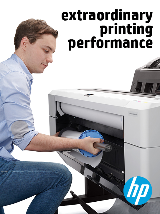 Extraordinary printing performance