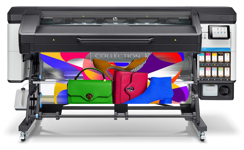 HP Latex 700W Series Printer